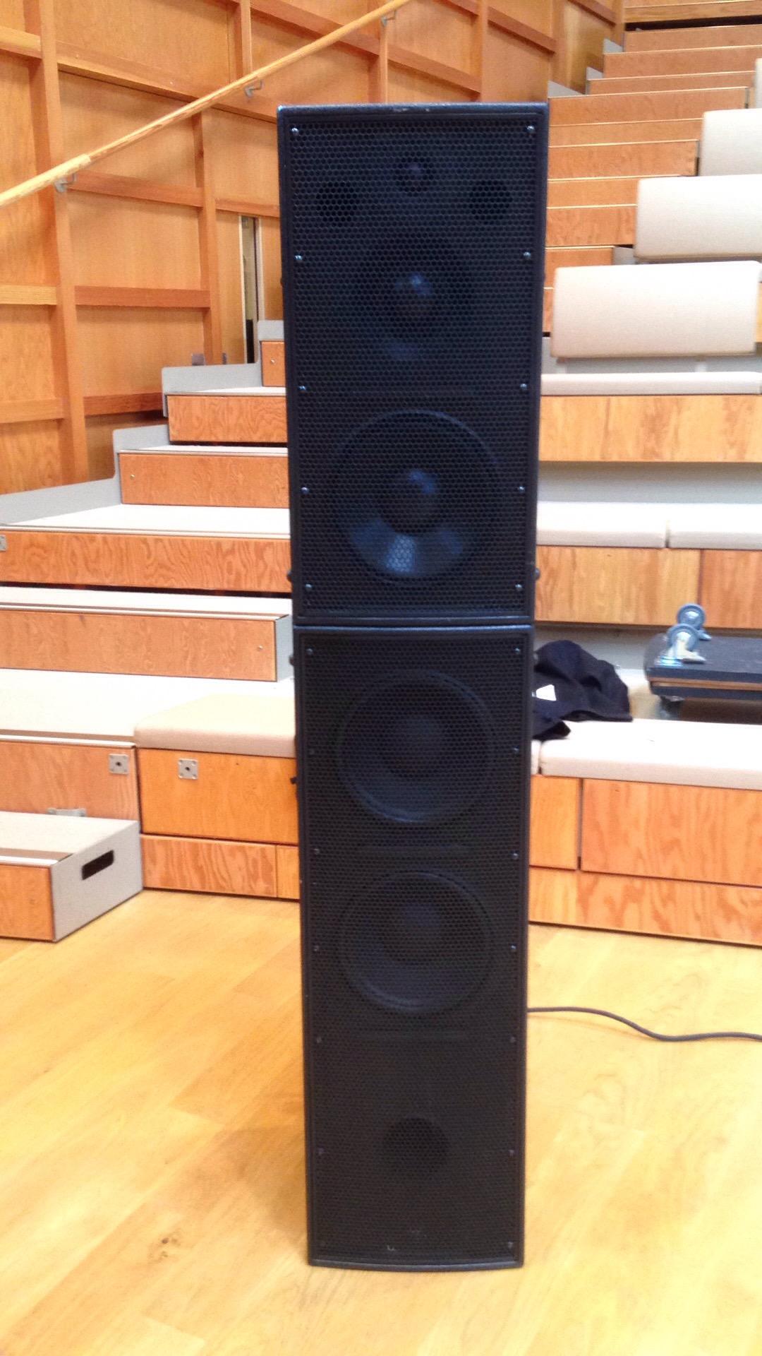 Graham Audio System3D