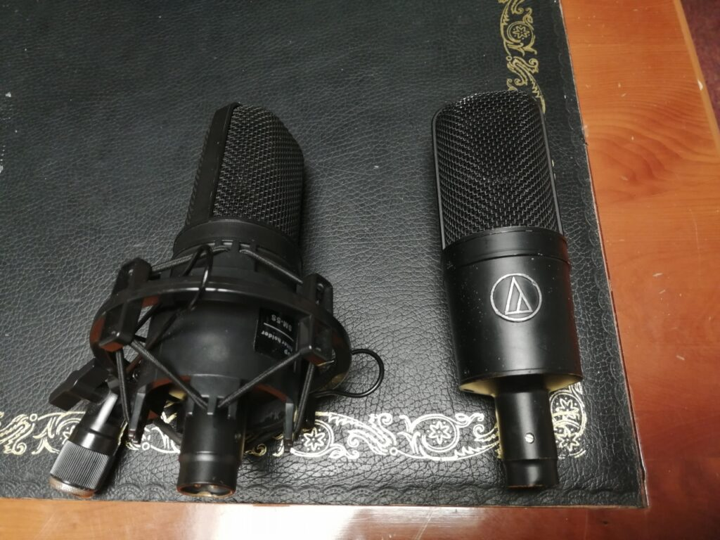 Audio-Technics 4033